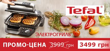Супер цена на электрический гриль-барбекю Tefal GC451B12!