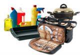 Посуда, товары для дома и отдыха