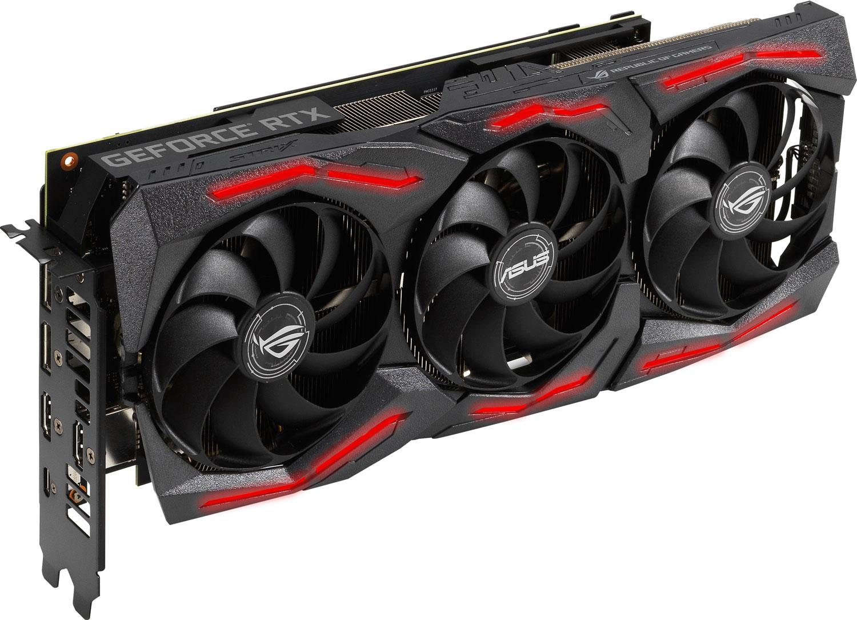 Купити Відеокарта Asus GeForce RTX 2060 Super ROG Strix A8G Gaming ...