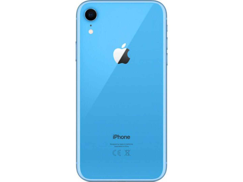 Смартфон Apple iPhone XR 128Gb Blue купить по низкой цене в Киеве,  Харькове, Днепр, Одессе, Львове, Украине | интернет магазин Comfy (Комфи)