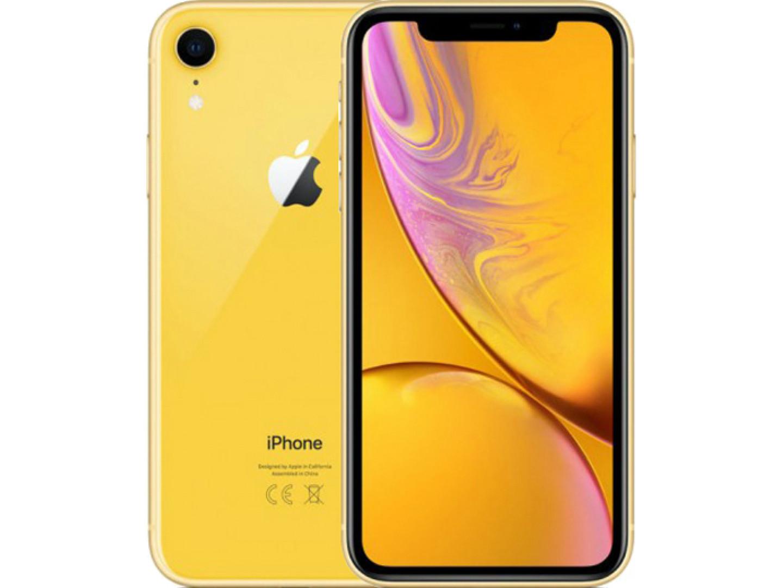 Отзывы о Apple iPhone XR 64Gb Yellow. Самая низкая цена на Apple iPhone XR  64Gb Yellow. Цены, отзывы, характеристики Смартфон Apple iPhone XR 64Gb  Yellow в интернет магазине Comfy (Комфи)