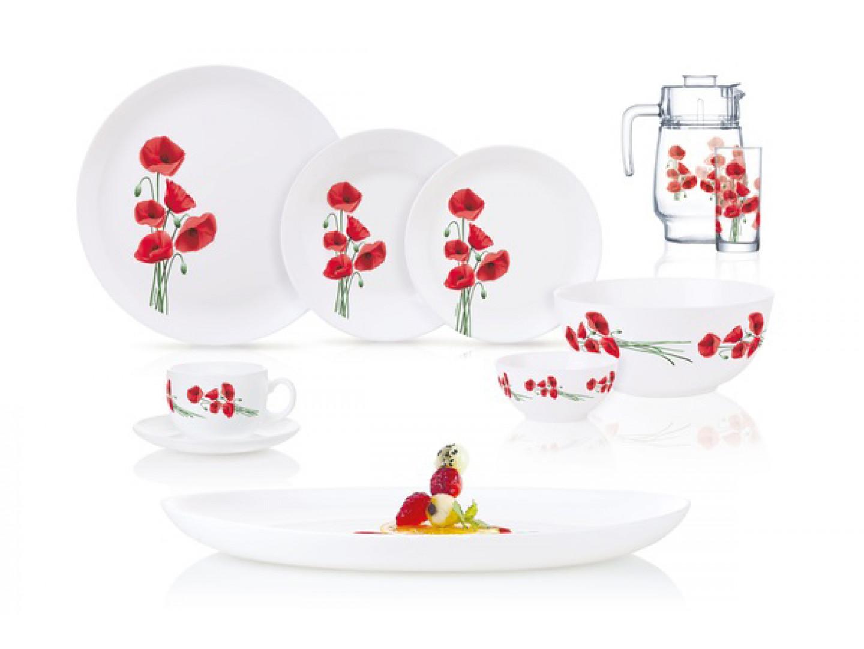 Какие тарелки выбрать