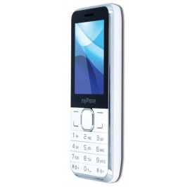 4dd73b75cba70 Купить Мобильный телефон myPhone Classic Dual Sim White (TEL000371)