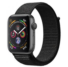 Купить Смарт-часы Apple Watch Series 4 GPS 40mm Space Grey Aluminium Case  with Black 03897cf757278