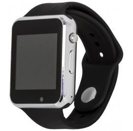 Смарт-часы ATRIX Smart watch E07 (Steel Black) купить по низкой цене в  Киеве 2e53051b3f55c