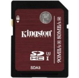 Купить Карта памяти Kingston SDHC 32GB C10 UHS-I U3 (SDG/32GB)