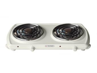 Купить Плита электрическая настольная Термія ЕПТ 2-2,0/220(с)(белая)