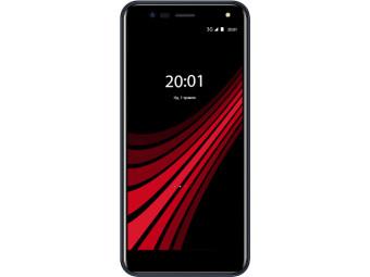 b3b947765669 Смартфон Ergo F500 Force DS Black купить по низкой цене в Киеве ...