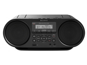 Купить Аудиомагнитофон Sony ZS-RS60BT