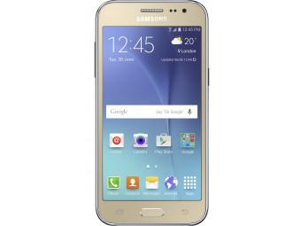 Купить Смартфон Samsung J200H Galaxy J2 Gold