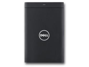 Купить Жесткий диск внешний проводной Dell 1TB 5400rpm Portable Backup Hard Drive (784-BBBE)