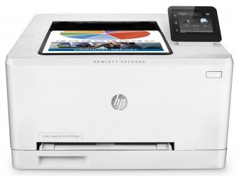 Купить Принтер для цветной печати HP Color LJ Pro M252dw (B4A22A) c Wi-Fi