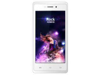 Купить Смартфон Keneksi Rock Dual Sim White