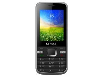 Купить Мобильный телефон Keneksi K5 Dual Sim Black