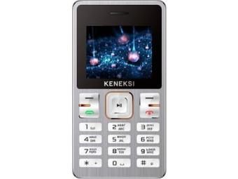 Купить Мобильный телефон Keneksi M2 Dual Sim Black