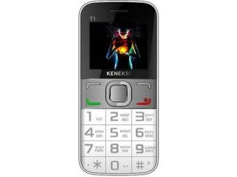 Купить Мобильный телефон Keneksi T1 Dual Sim White