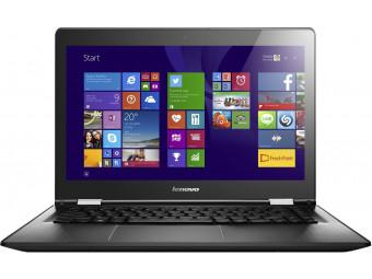 Купить Ноутбук Lenovo Yoga 500 (80R50061UA) Black
