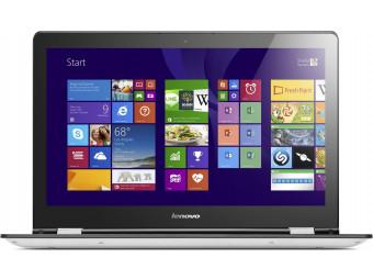 Купить Ноутбук Lenovo Yoga 500 (80R6004HUA) White
