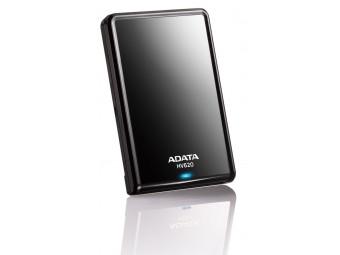Купить Жесткий диск портативный A-DATA DashDrive HV620 500 GB (AHV620-500GU3-CBK)