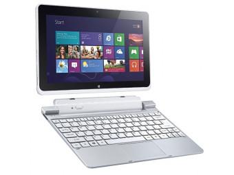 Купить Планшет Acer Iconia W510-27602G06ASS 10.1'' 64GB Grey (NT.L0MEU.011) + Dock