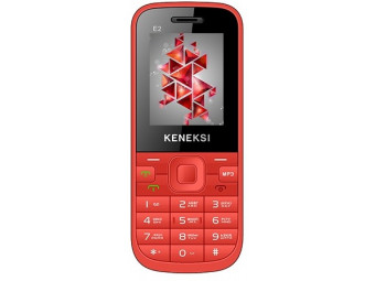 Купить Мобильный телефон Keneksi E2 Dual Sim Red