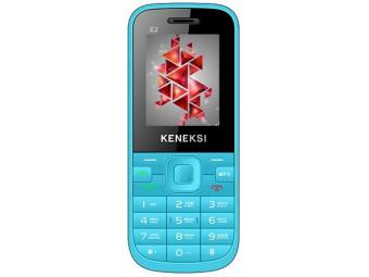 Купить Мобильный телефон Keneksi E2 Dual Sim Blue