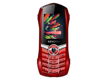 Купить Мобильный телефон Keneksi M5 Dual Sim Red