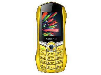 Купить Мобильный телефон Keneksi M5 Dual Sim Yellow