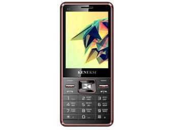 Купить Мобильный телефон Keneksi X5 Dual Sim Black-Gold