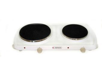 Купить Плита электрическая настольная Термія ЕПЧ 2-2,2/220(белая)