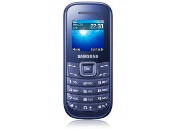 Купить Мобильный телефон Samsung E1200 Indigo Blue