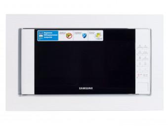 Купить Микроволновая печь (СВЧ) встраиваемая Samsung FW77SR-W/BWT