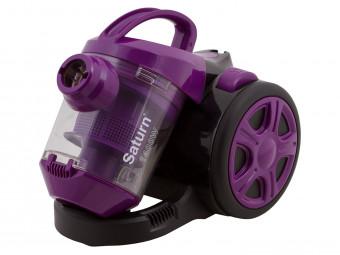 Купить Пылесос для сухой уборки Saturn ST-VC0256 фиолетовый