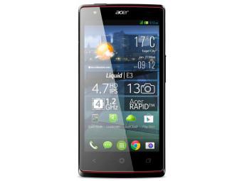 Купить Смартфон Acer Liquid E380 (E3) DualSim Black