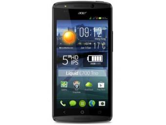 Купить Смартфон Acer Liquid E700 (E39) Triple Sim Black