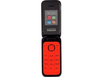 Купить Мобильный телефон Alcatel One Touch 1035D Dual SIM Red