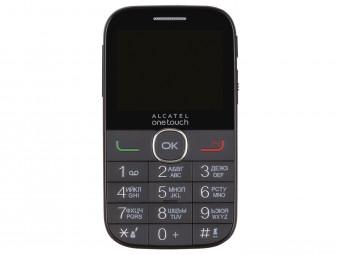 Купить Мобильный телефон Alcatel 2004G Black