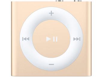 Купить MP3 плеер Apple iPod shuffle 2GB MKM92RP/A Gold