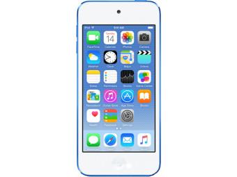Купить MP3 плеер Apple iPod Touch 16Gb MKH22RP/A Blue
