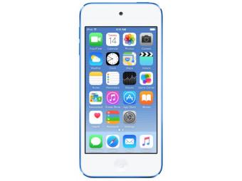 Купить MP3 плеер Apple iPod Touch 64GB MKHE2RP/A Blue