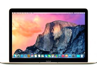 Купить Ноутбук Apple Macbook Apple MacBook 12'' Z0RX0006Y Retina Gold