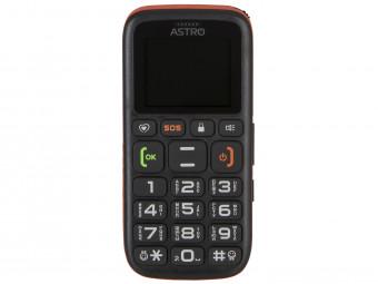 Купить Мобильный телефон Astro B181 Black/Orange