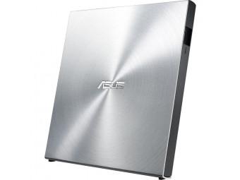 Купить Привод оптический внешний Asus SDRW-08U5S-U DVD+-R/RW USB2.0 EXT Ret Ultra Slim Silver
