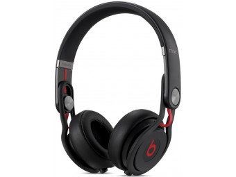 Купить Наушники полноразмерные Beats Mixr High-Performance Professional Headphones Black (MH6M2ZM/A)