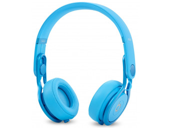Купить Наушники полноразмерные Beats Mixr High-Performance Professional Headphones Light Blue (MHC52ZM/A)