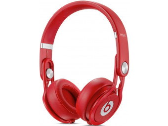 Купить Наушники полноразмерные Beats Mixr High-Performance Professional Headphones Red (MH6K2ZM/A)