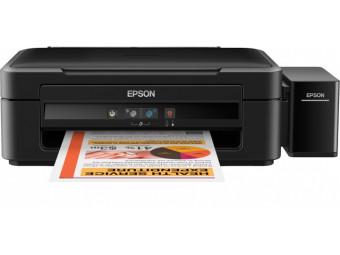 Купить МФУ цветной печати Epson L222 (C11CE56403)