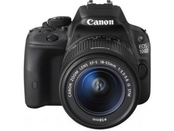 Купить Фотокамера зеркальная Canon EOS 100D kit 18-55 IS + 40mm STM