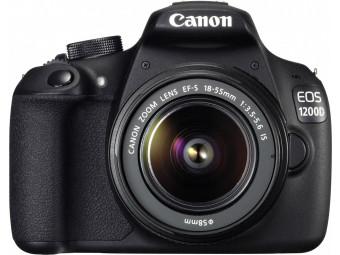 Купить Фотокамера со сменным объективом Canon EOS 1200D kit 18-55 IS II