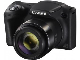 Купить Фотокамера Canon Powershot SX420 IS Black (1068C012)
